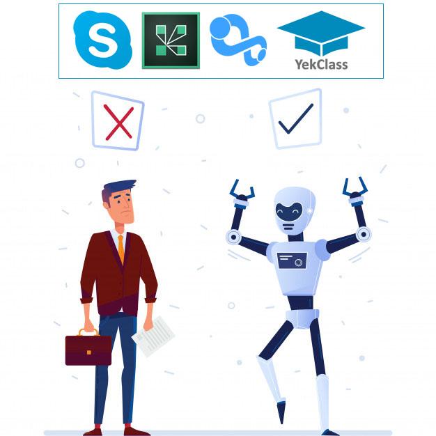 مقایسه YekClass با سایر محصولات در حوزه آموزش مجازی