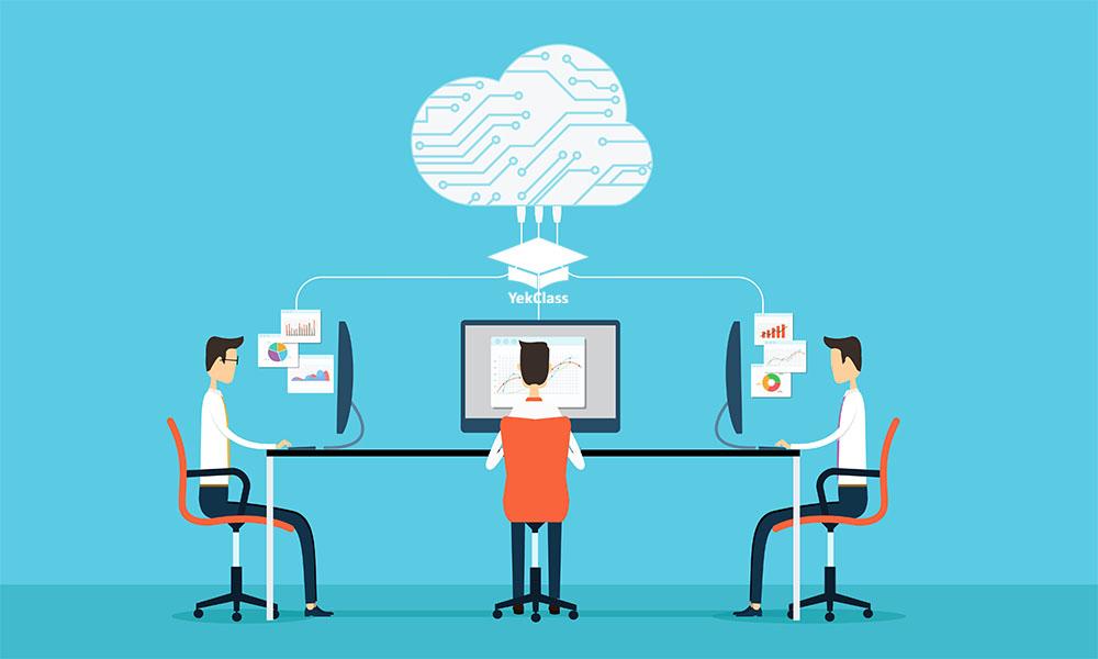 چگونه YekClass میتواند آموزش مجازی را در مدارس متحول کند؟